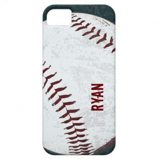 baseball ball vintage styled