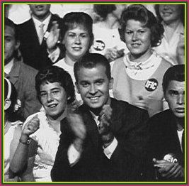 Dick Clark and American Bandstand.........1960 something...