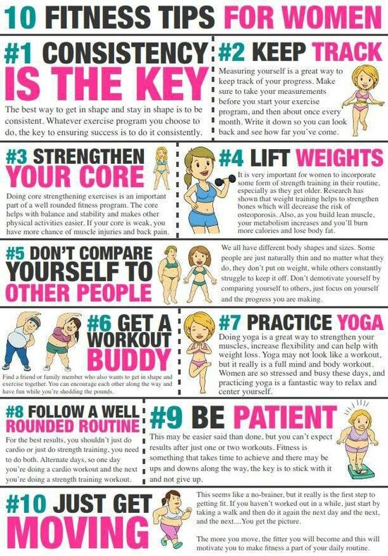 Fitness tips for women #fitness #workout #exercise #weightloss #tip