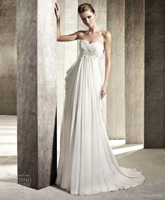 weddinginspirasi.... : pronovias 2012 #Wedding Dress