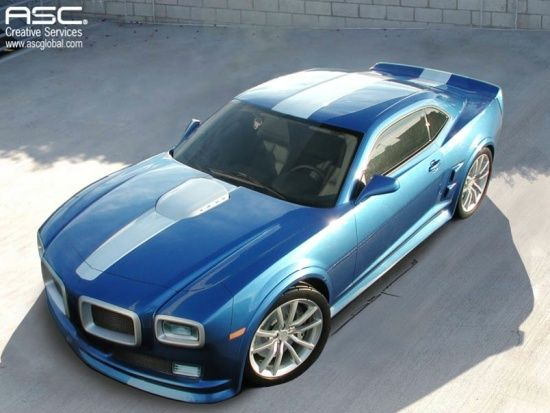 chevrolet impala concept car