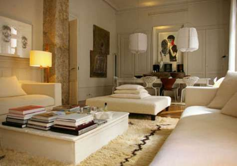 French Modern Interior Design