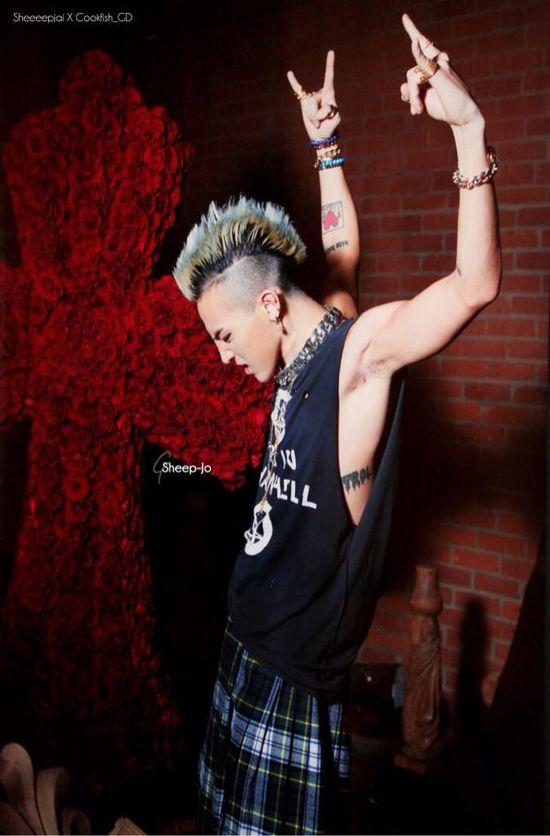 G-Dragon can get it #bemine