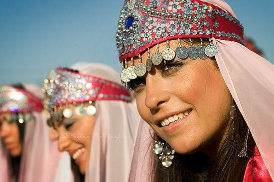 Turkish girls