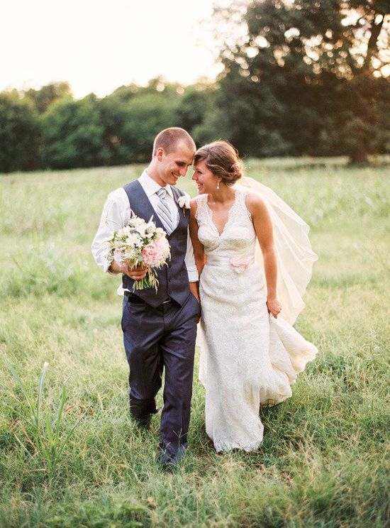 A true happily-ever-after moment / Photography by ryanrayphoto.com