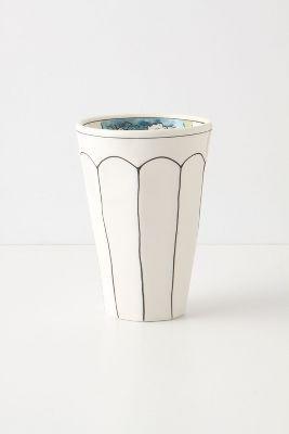 Semiotics Juice Glass