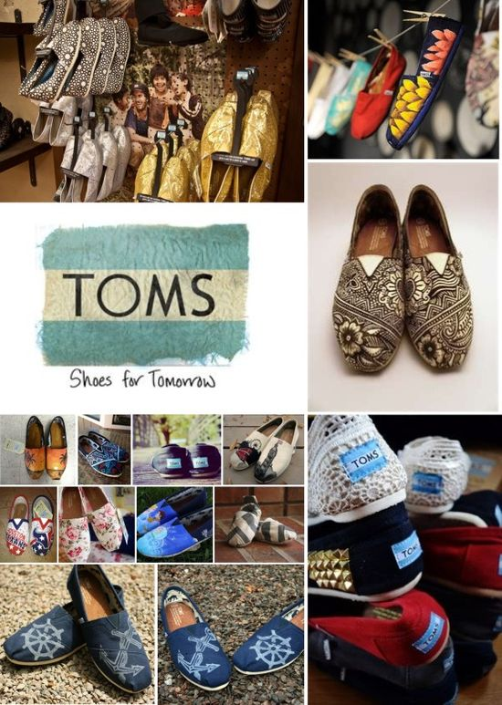Get Your Cheap Toms Shoes with Coupon Code.