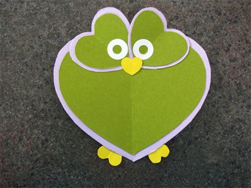 DIY sweet valentine card idea!