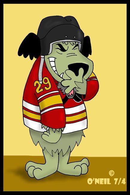 Cartoon Character Muttley