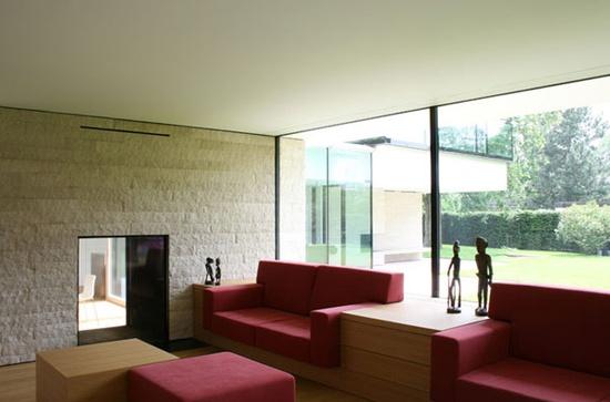 Bembé Dellinger modern house design
