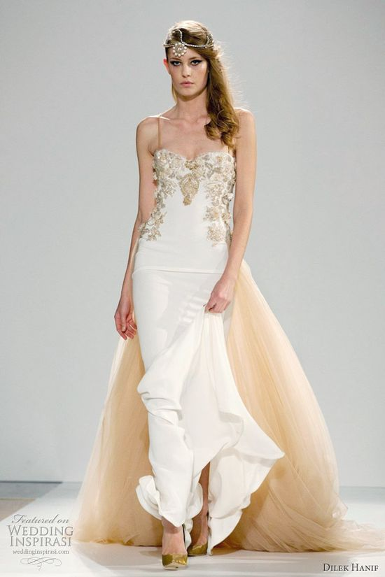 dilek hanif couture wedding dress spring 2012, wedding dress, wedding gown, bridal gown, bride, bridal, wedding