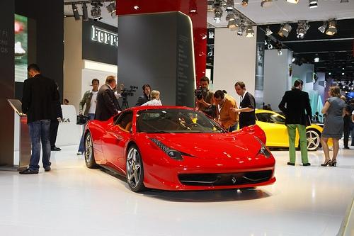 Ferrari 458 Italia by joyoendho, via Flickr