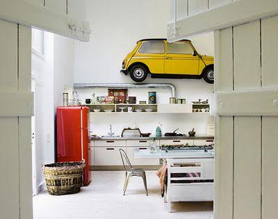 Henry Road: Interior Design