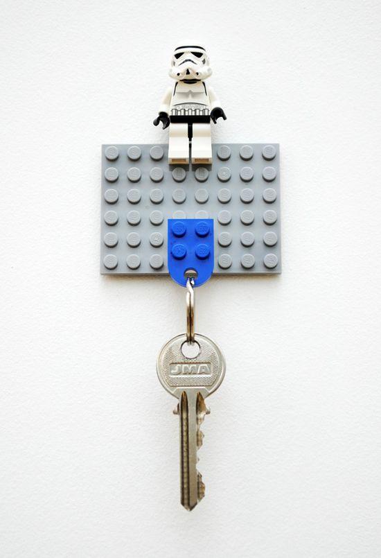 LEGO key chain!