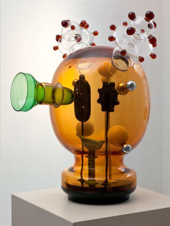 'testa mecanica' by jaime hayon.
