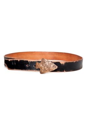 // cause & effect arrowhead belt