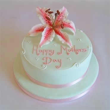 Happy Mother's Day cake