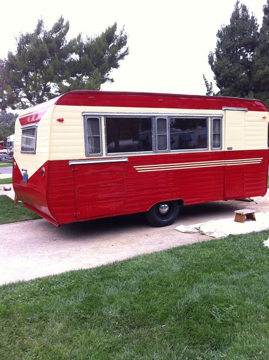 Classic Travel Trailers