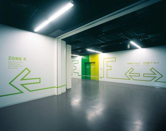 Nissan Motor Co., Ltd Design Center - Hiromura Design Office  www.hiromuradesig...