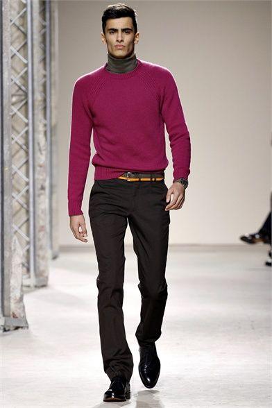 Hermès - Men Fashion Fall Winter 2013-14 - Shows - Vogue.it