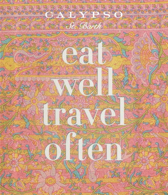 Eat Well. Travel Often. #quote