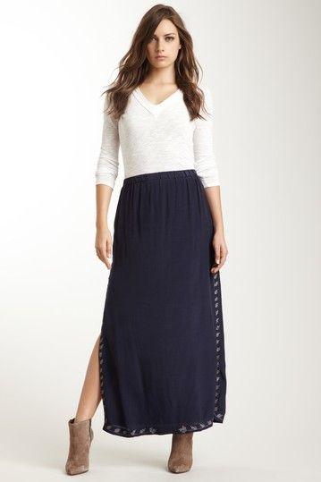 Fall Maxi Skirt