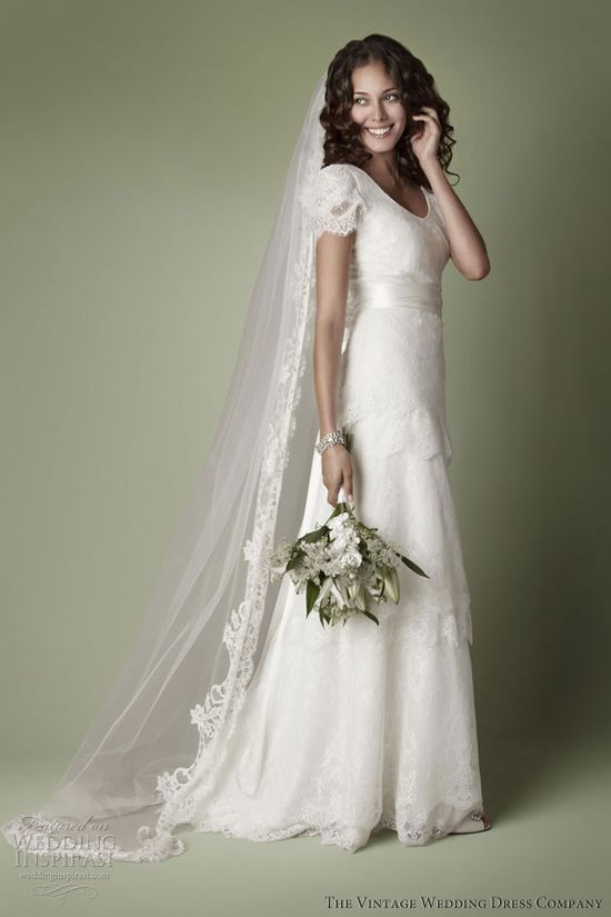 The Vintage Wedding Dress Company 2013