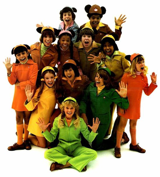 70's Mickey Mouse Club