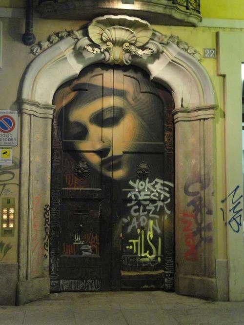 Street Art.. Milan