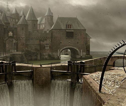 Seaside Castle, Germany
