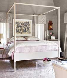 Bedroom decor: Sweet sophisticated master suite