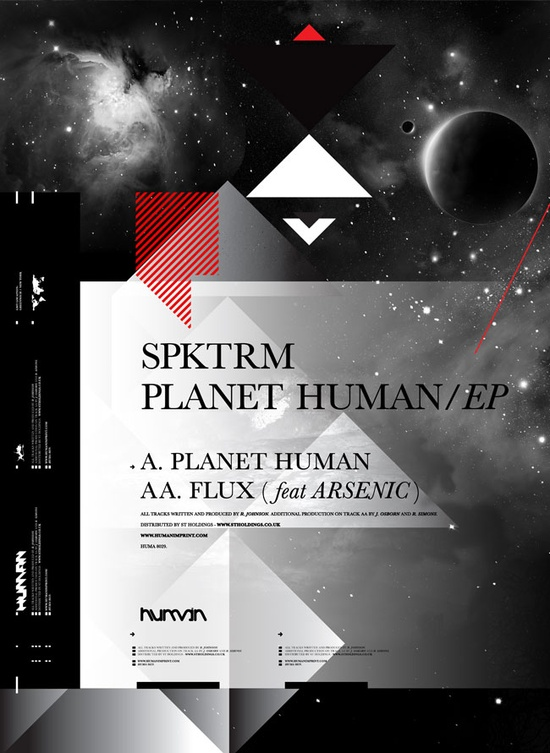 Planet Human Poster