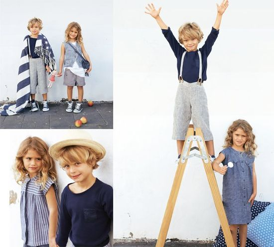 7 patterns for Children's clothes!