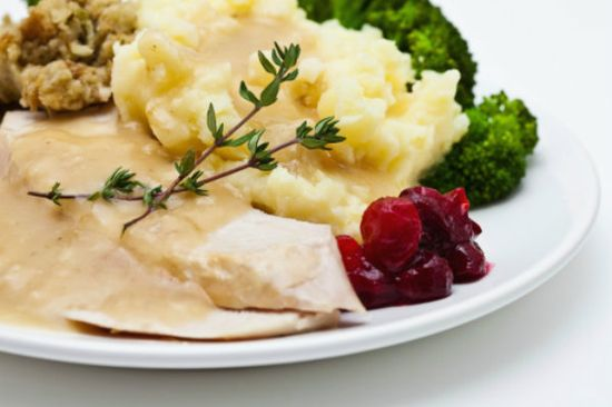 5 Healthy Eating Tips For Thanksgiving -