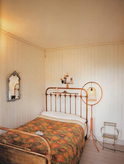 helena christensen's understated  beautiful interiors