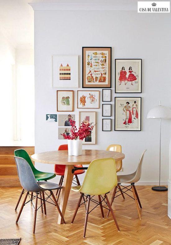 Via Casa de Valentina www.casadevalenti... #details #interior #design #decoracao #detalhes #kitchen #cozinha #dining #sala #jantar #casadevalentina