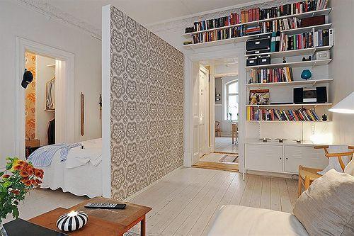 lovely little studio apartment