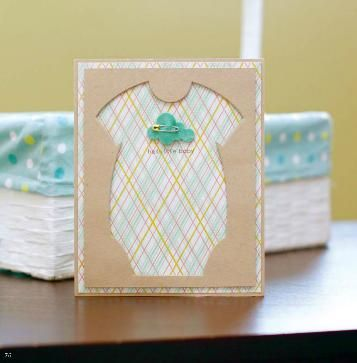 Cute Baby Card- Northridge Publishing