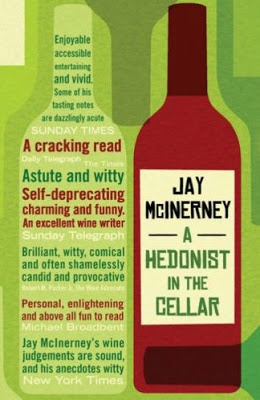 A Hedonist in the Cellar  #BookCover #Book #Cover