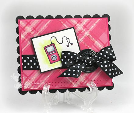 Gift Card Holder & a Tutorial