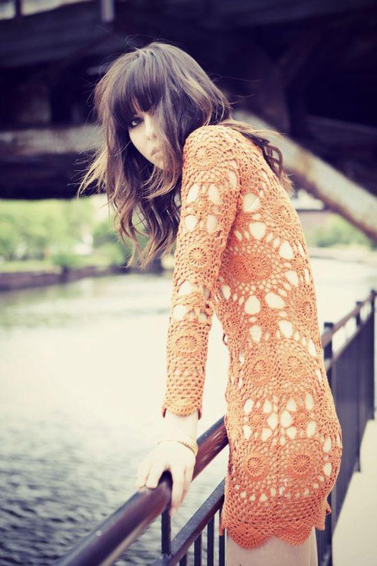 ::: OutsaPop Trashion ::: DIY fashion by Outi Pyy :::: Eternal trend - Crochet
