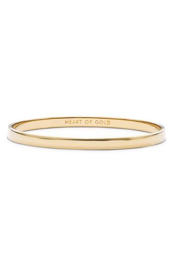 kate spade new york 'idiom' ultra thin bangle