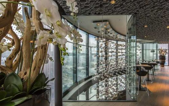 hotel interior design and