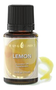 Baby Steps to Essential Oils - Young Living Lemon   Such great information about the basic essential oils!