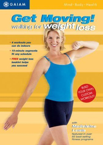 GET MOVING - Walking for Weight Loss