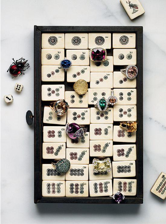Vogue Australia 'Lady Luck' - Racquel Thomas Graphic Design