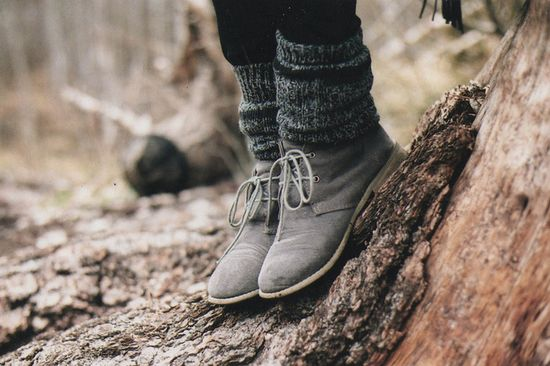 Little Suede Boots by milesbowers, via Flickr