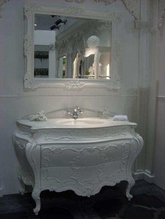 BathRoom Modern Style Decor Make a Small Bath Look Larger