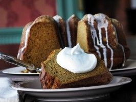 Pumpkin Spice Cake : Recipes : Cooking Channel