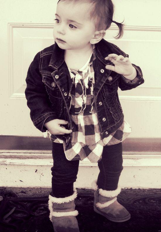 Cute kid - Emmett Rose